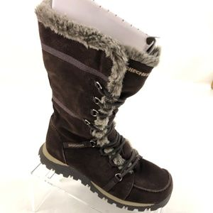 Skechers Grand Jams Unlimited Winter Boots